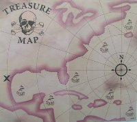 Pirate Treasure Maps