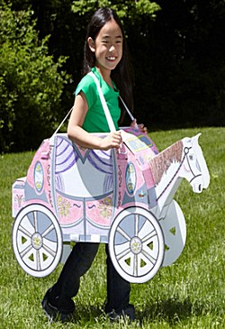 Princess Carriage Wearable