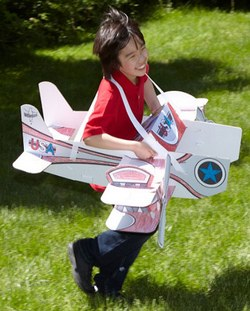 Stunt Plane Wearable